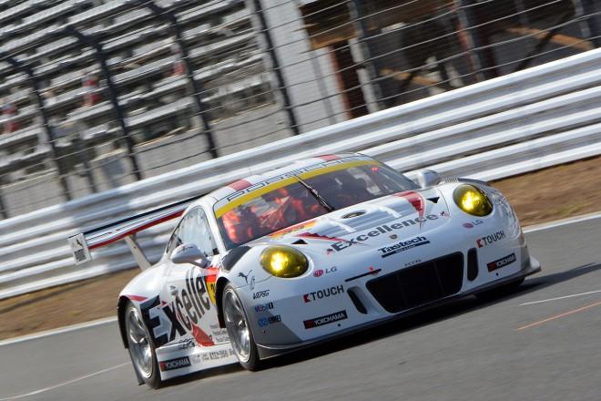【動画】超クール! Excellence Porsche初走行
