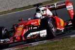 【2016 F1合同テスト】カタルニア・サーキット セバスチャン・ベッテル(フェラーリSF16-H)