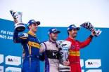 フォーミュラE第4戦ブエノスアイレスePrix /表彰台