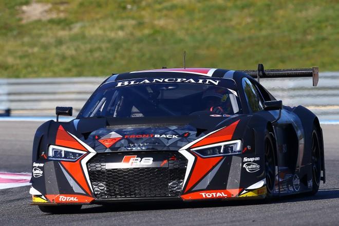 今季も両カップで最大規模を誇るベルジャン・アウディクラブ・チームWRTのアウディR8 LMS