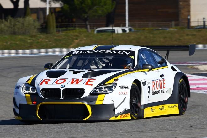 ローヴェ・レーシングのBMW M6 GT3