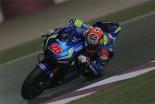 MotoGPカタールオフィシャルテスト2日目_スズキのビニャーレスがトップ