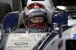 全日本スーパーフォーミュラ選手権 第1回鈴鹿公式合同テスト2日目 中嶋大祐(NAKAJIMA RACING)