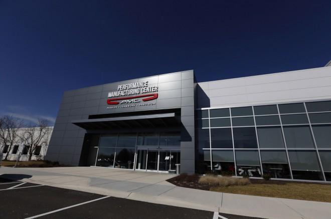 オハイオ州メアリズビルに設立された『パフォーマンス・マニュファクチュアリング・センター(PMC)』