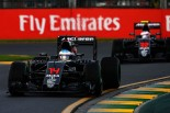 2016年F1開幕戦オーストラリアGP フェルナンド・アロンソ、ジェンソン・バトン