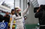 2016年開幕戦ポールポジションを獲得したルイス・ハミルトン