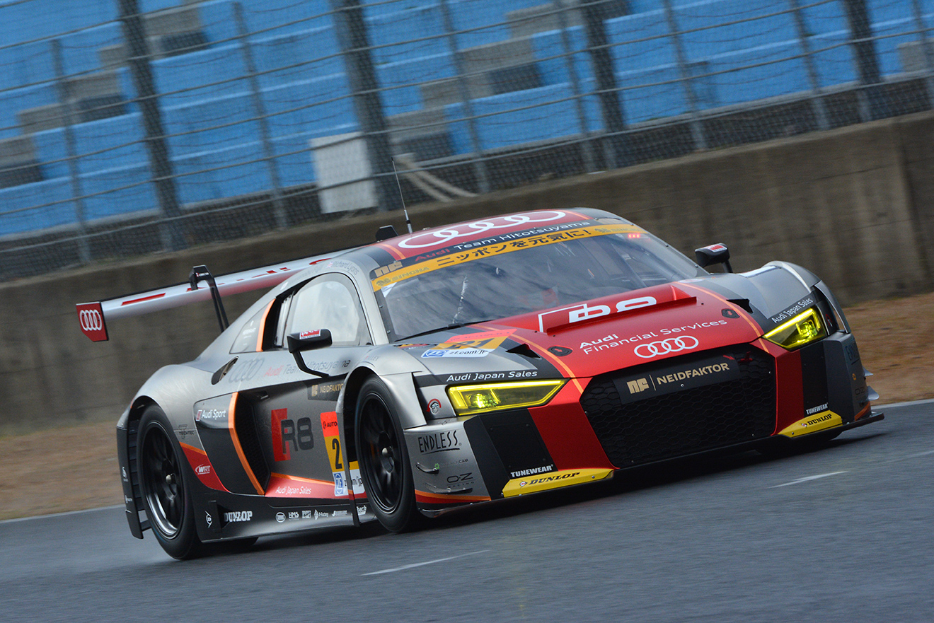Audis R8 LMS GT3 racing car now on sale  Evo