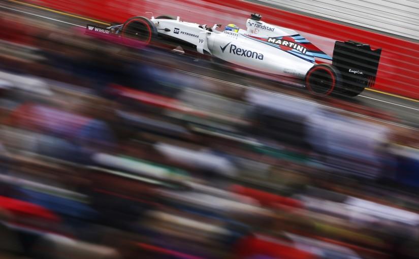 2016年第1戦オーストラリアGP フェリペ・マッサ(ウイリアムズ)