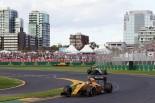 2016年F1開幕戦オーストラリアGP 決勝レース ジョリオン・パーマー