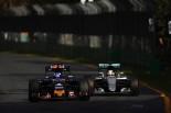 2016年第1戦オーストラリアGP マックス・フェルスタッペン(トロロッソ)
