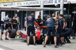 2016年F1開幕戦オーストラリアGP 予選18位となったダニール・クビアト