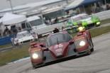 セブリング12時間で6位フィニッシュを果たしたトリスタン・ヌネス/ジョナサン・ボマリート/スペンサー・ピゴット組マツダ・プロトタイプ55号車