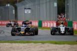 2016年F1開幕戦オーストラリアGP 決勝 マックス・フェルスタッペンとセルジオ・ペレスのバトル