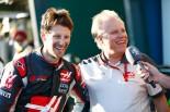 2016年F1開幕戦オーストラリアGP 新規チームで6位入賞を果たしたロマン・グロージャン。