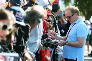 2016年F1開幕戦オーストラリアGP ジョリオン・パーマーの父親は、元F1ドライバーのジョナサン・パーマー