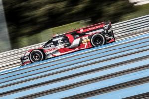 2016年3月26日 FIA WECプロローグ アウディR18 e-トロン・クワトロ