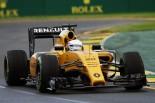 2016年F1第1戦オーストラリアGP ケビン・マグヌッセン(ルノー)
