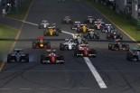 2016年F1第1戦オーストラリアGPスタート