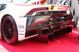 88号車マネパ ランボルギーニ GT3(JLOC)