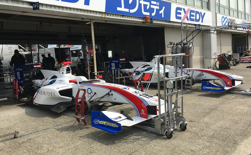 ITOCHU ENEX TEAM IMPUL