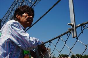 イベントを主催する、F1ジャーナリスト今宮純氏