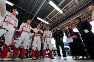 スーパー耐久第1戦もてぎ ビズキューブレーシング ランサーX