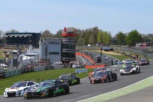 ブランパン・スプリント第2戦 予選レース