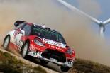 WRC第5戦ポルトガル クリス・ミーク(シトロエンDS3 WRC)