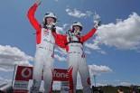WRC第5戦ポルトガルを制したクリス・ミーク(シトロエンDS3 WRC)