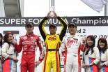 全日本F3選手権第6戦岡山 表彰台