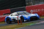 3月の鈴鹿メーカーテストでのフォーラムエンジニアリング ADVAN GT-R
