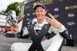 世界ラリークロス第4戦イギリス 優勝したマティアス・エクストローム(アウディS1)