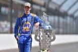 第100回インディ500ウイナーに輝いたアレクサンダー・ロッシ