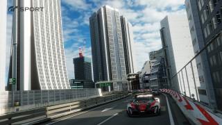 首都高をモチーフに作られた『東京エクスプレスウェイ』