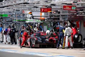 2016ル・マン24時間耐久レース アウディR18