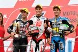 MotoGP第8戦オランダGP:Moto2クラス優勝 中上 貴晶