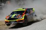 WRCに参戦するプライベーターのひとり、マーティン・プロコップ(フォード・フィエスタRS WRC)