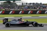 2016年イギリスGP フェルナンド・アロンソ(マクラーレン・ホンダ)