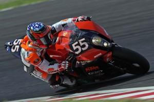 #55 KTM FLEX Racing TEAM