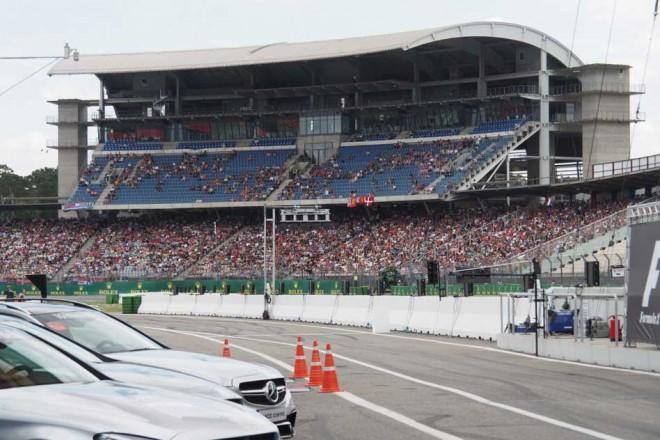 F1ドイツGP現地情報