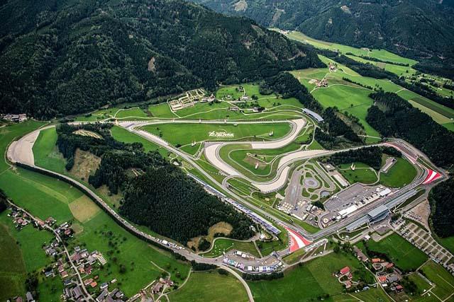 MotoGP第10戦オーストリアGPプレ...