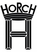 アウディの前身となった1899年に創設されたホルヒ社のロゴ