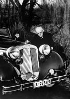 1909年にアウグスト・ホルヒによって創設されたアウディ。ホルヒ自身、エンジニアだった。