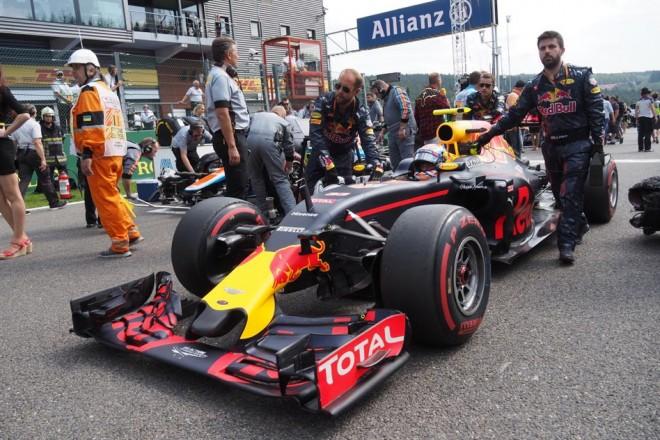 F1ベルギーGP現地情報8