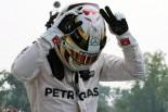 2016年F1第14戦イタリアGP ルイス・ハミルトン