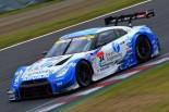 鈴鹿を走るフォーラムエンジニアリング ADVAN GT-R。GTドライバーが非常に高い心拍数でマシンをドライブしていることが検証された。