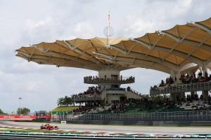 2015年F1第2戦マレーシアGP キミ・ライコネン(フェラーリSF15-T)