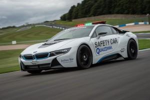 シーズン1から「BMW i」ブランドでオフィシャルカーの提供を行ってきた