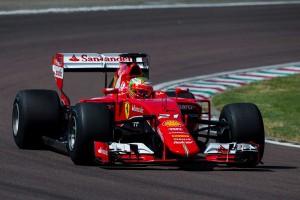 フェラーリが行った新タイヤテスト