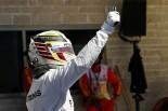 2016年F1第18戦アメリカGP ルイス・ハミルトンがポールポジションを獲得
